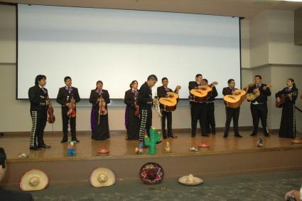 Mariachis - Davis High School students